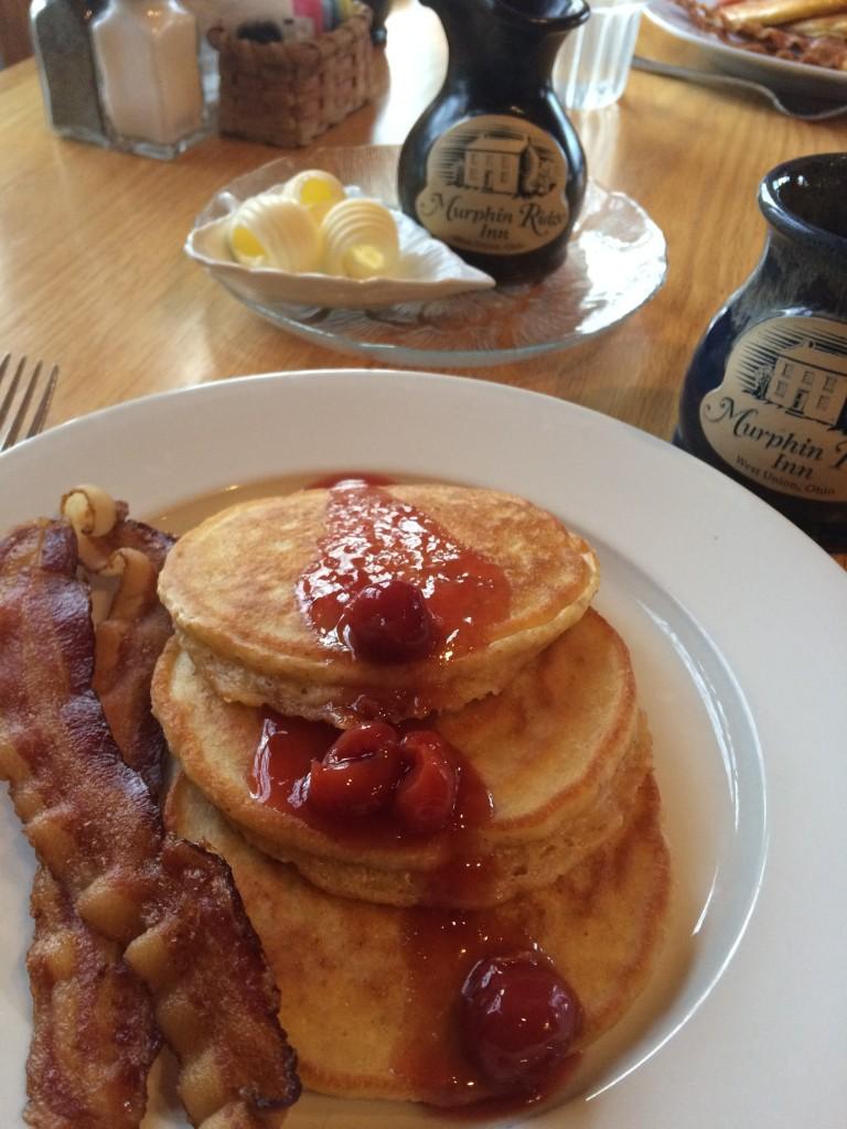 Breakfast at Murphin Ridge Inn