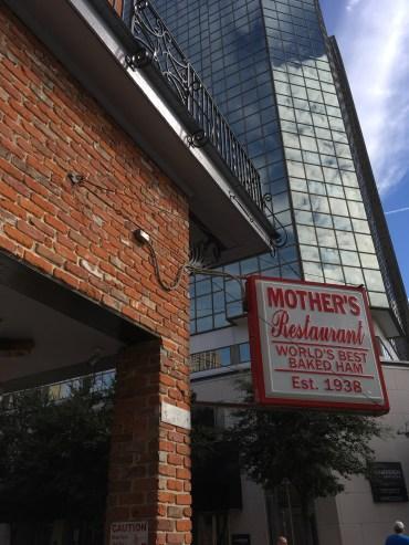 New Orleans Mother's Restaurant