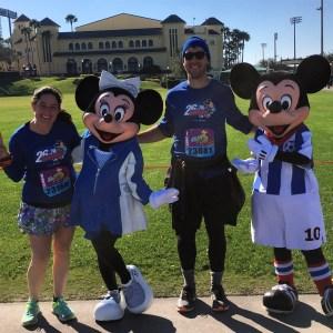 Walt Disney World Dopey Challenge 2017 Recap