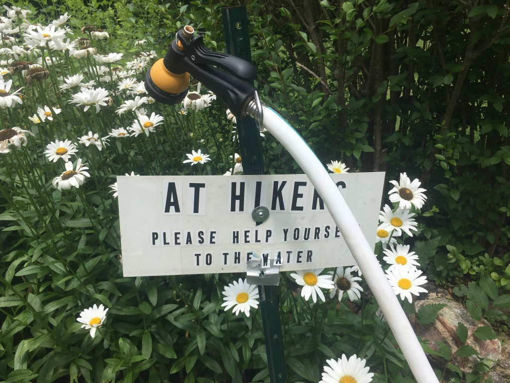 Help Appalachian Trail Thru Hikers