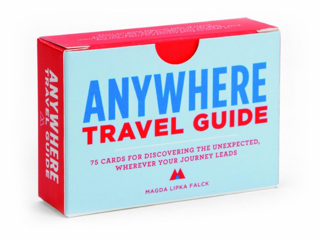 Anywhere: a Travel Guide matkapeli