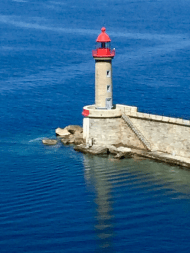 Bastia lighthouse