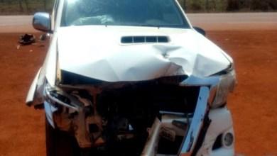GRAVÍSSIMO: Idoso tem afundamento de crânio após acidente na BR-364 com veículo oficial
