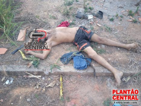 Homem é encontrado morto no bairro Milão em Ji-Paraná