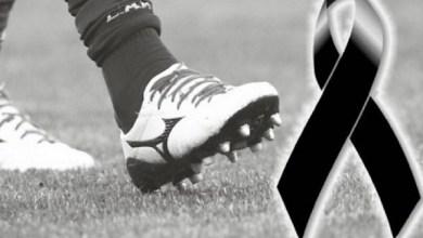 Jogador de futebol é morto a facadas após homem assediar sua namorada
