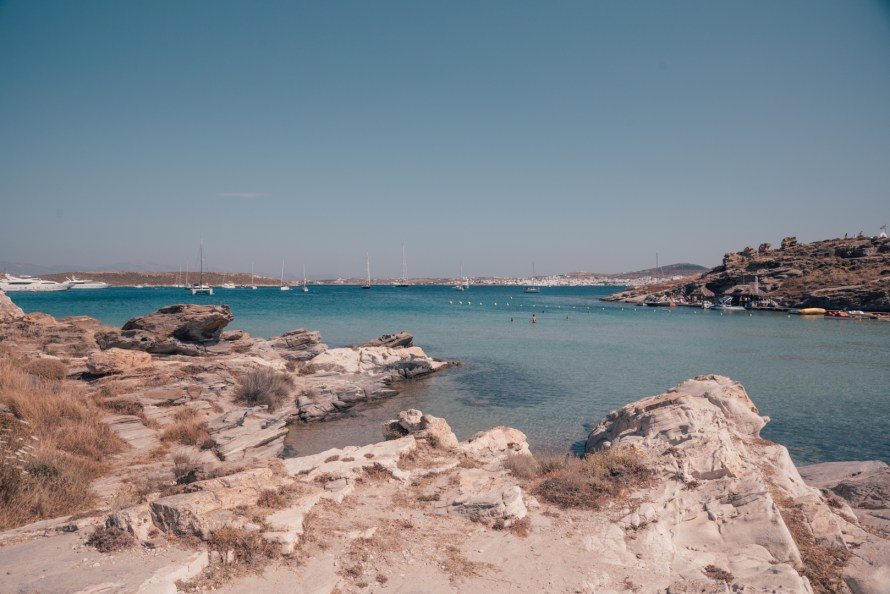 Monastiriki Beach Paros