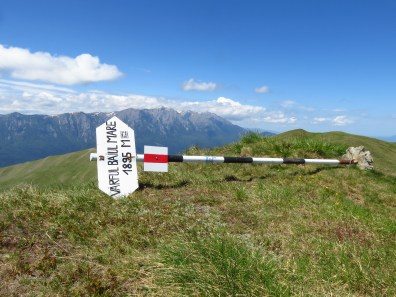 Highest point of the day - the signpost adequately represents how I felt towards the end of it.