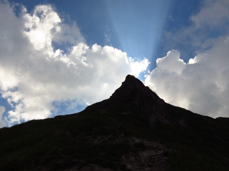 Capra Peak