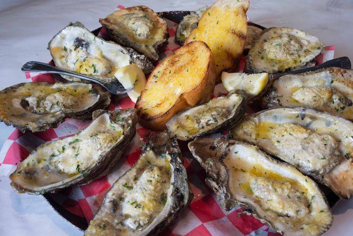 CS oyster bar vinings atlanta