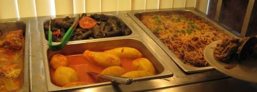 Squash, Dolmas, and Spaghetti