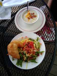 Proper Soup and Salad found at Rafferty\'s