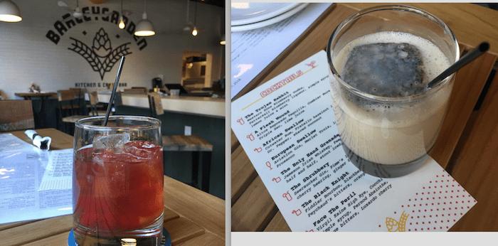 barleygarden avalon cocktails