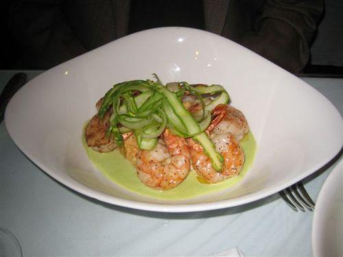 Atlanta Grill Shrimp and Grits