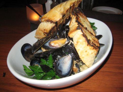 Por Fin Mussels