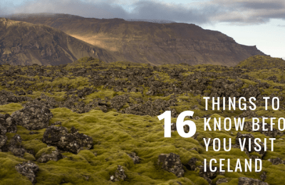 tips for first time iceland visitors