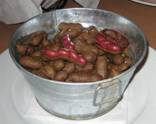 D.B.A. Barbecue Boiled Peanuts