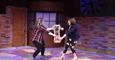 freaky friday theatre play