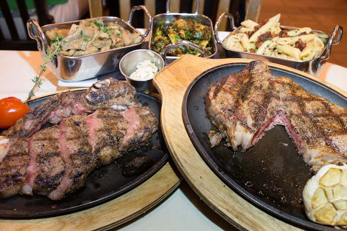 milton's cuisine prime steaks