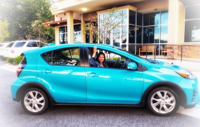 2018 toyota prius hybrid car review