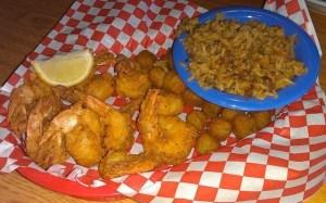 Pier 213 shrimp