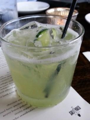 saltyard cocktails