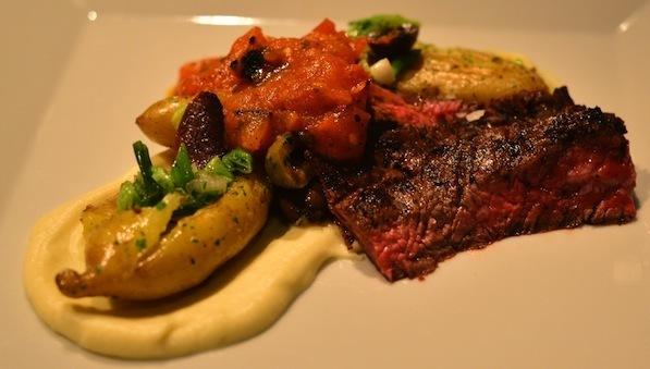 park 75 atlanta chef's tasting menu