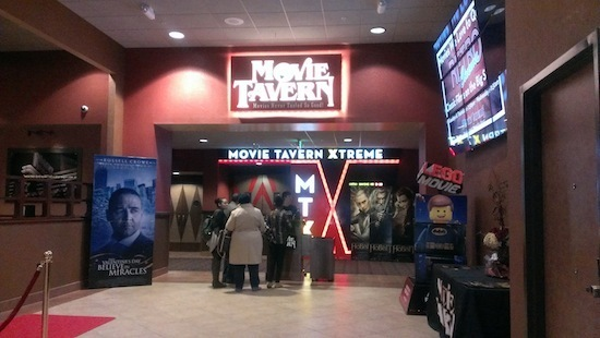 MOvie Tavern Roswell
