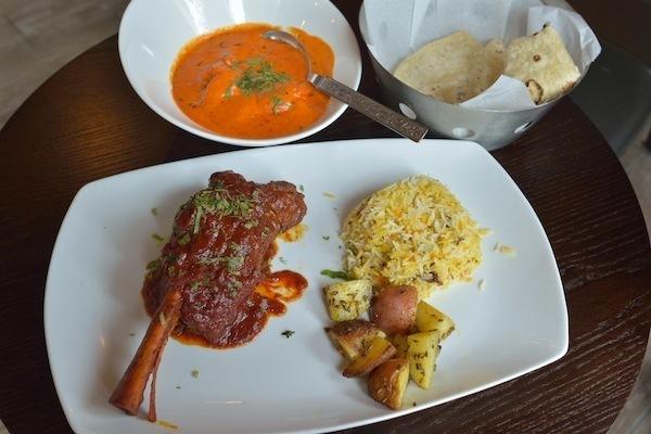 Tabla indian midtown atlanta restaurant