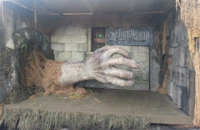 Netherworld #hauntedhouse