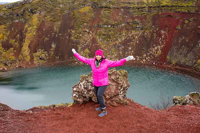 best iceland day tour volcano