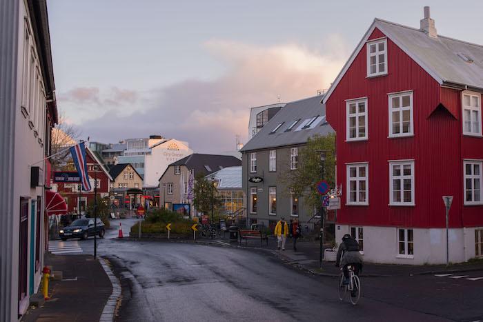 downtown Reykjavik iceland tour