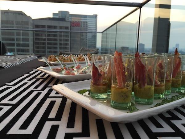 Sky Lounge rooftop bar Atlanta