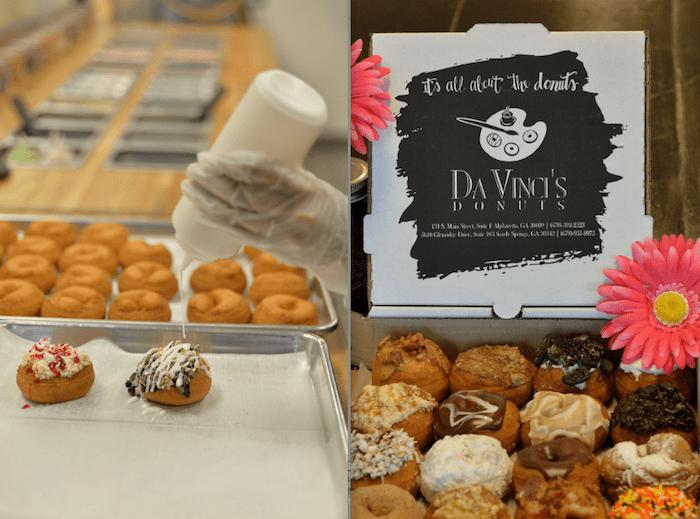 davinci s donuts create your own flavor roamiliciousdavinci s