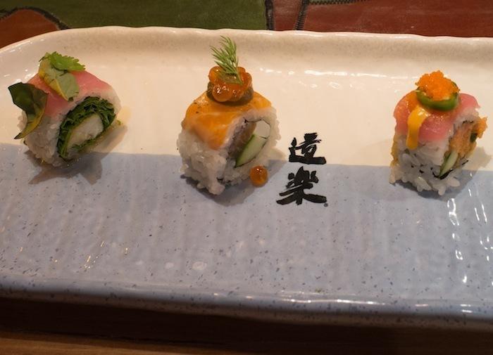 Doraku-sushi-review