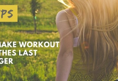 How to Make Workout Clothes Last