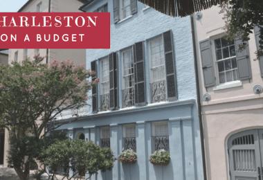charleston on a budget