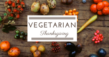 Vegetarian Thanksgiving Tips