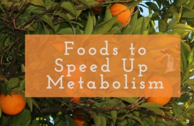 foods speed up metabolism