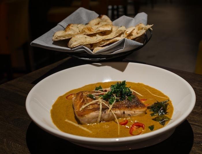 Amara Indian Restaurant Fish