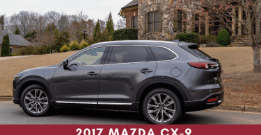 Mazda CX-9 2017 Review