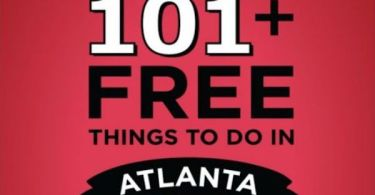 more than 100 free things to do in Atlanta