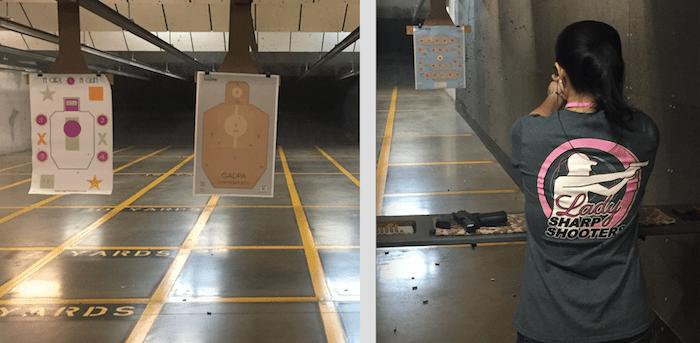 sharp shooters gun range