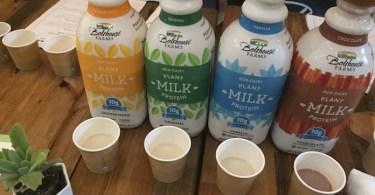 bolthouse farms pea milk