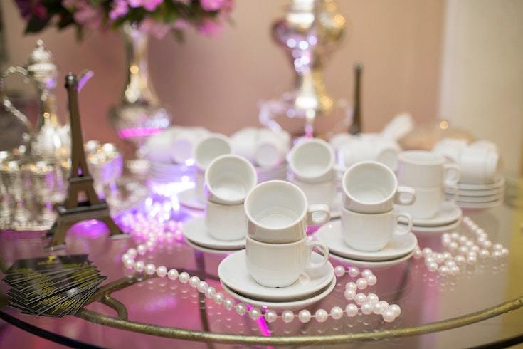choosing your perfect tea party theme