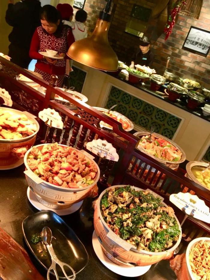 best-buffet-vietnam-hanoi -sen_hotay