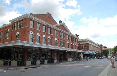 The market in Roanoke