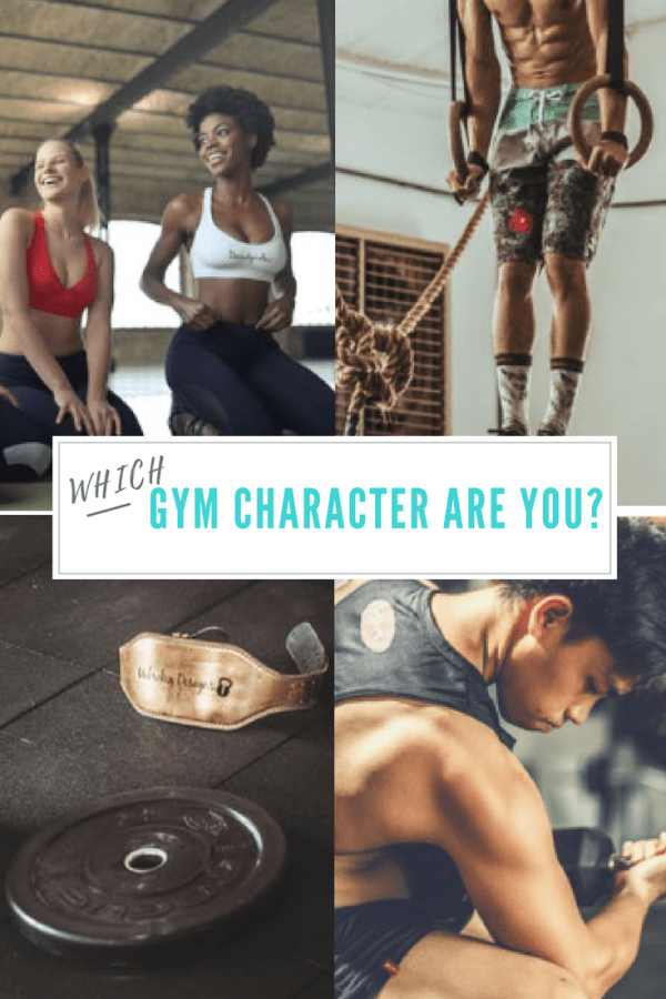which gym character are You