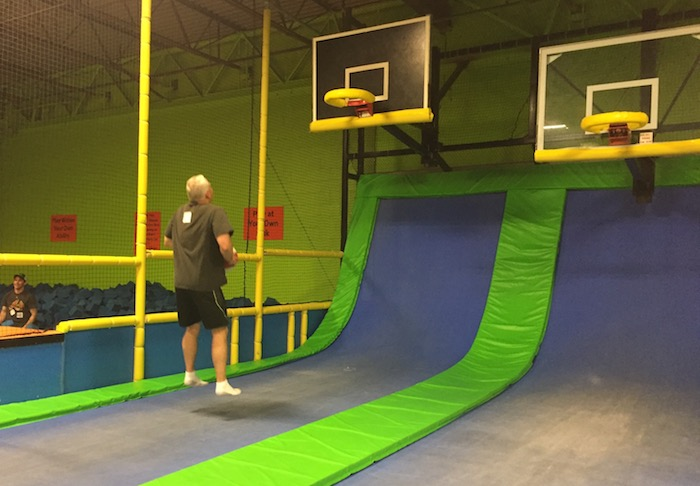 jumping world trampoline review