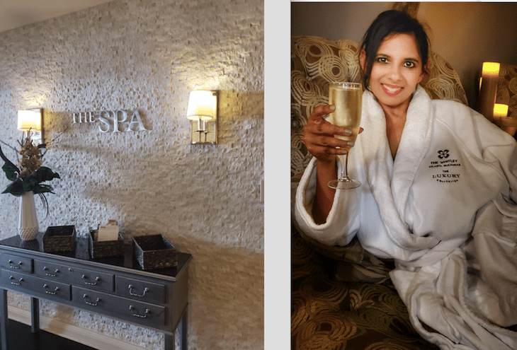 whitley hotel spa review roamilicious