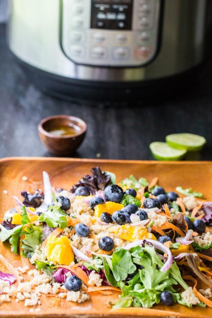 Instant-Pot-Quinoa -salad-recipe-roamilicious